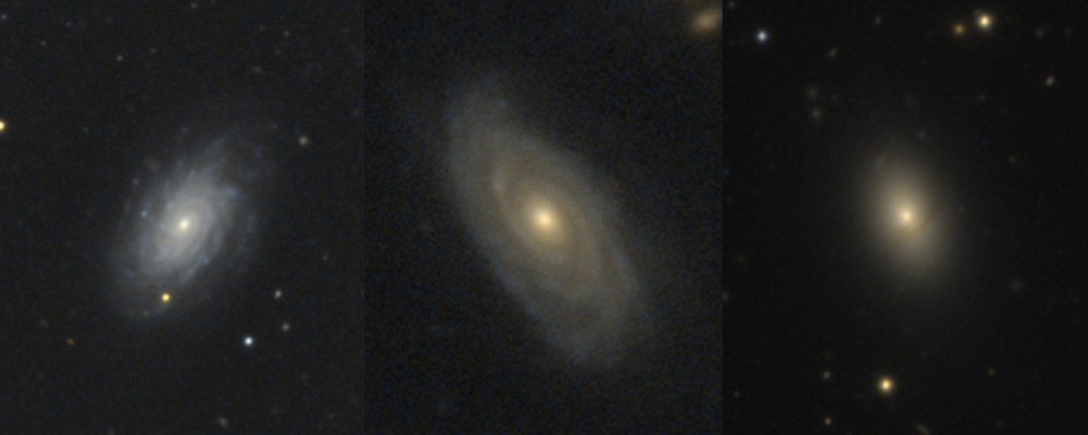 Scientists from the ARI launch a new citizen science project to classify galaxies in the local Universe